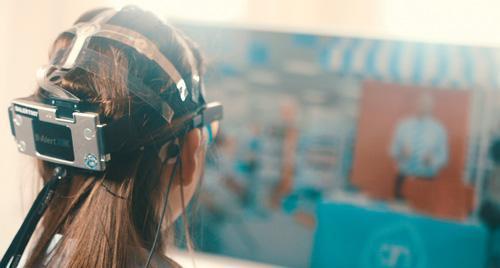 eeg headset op